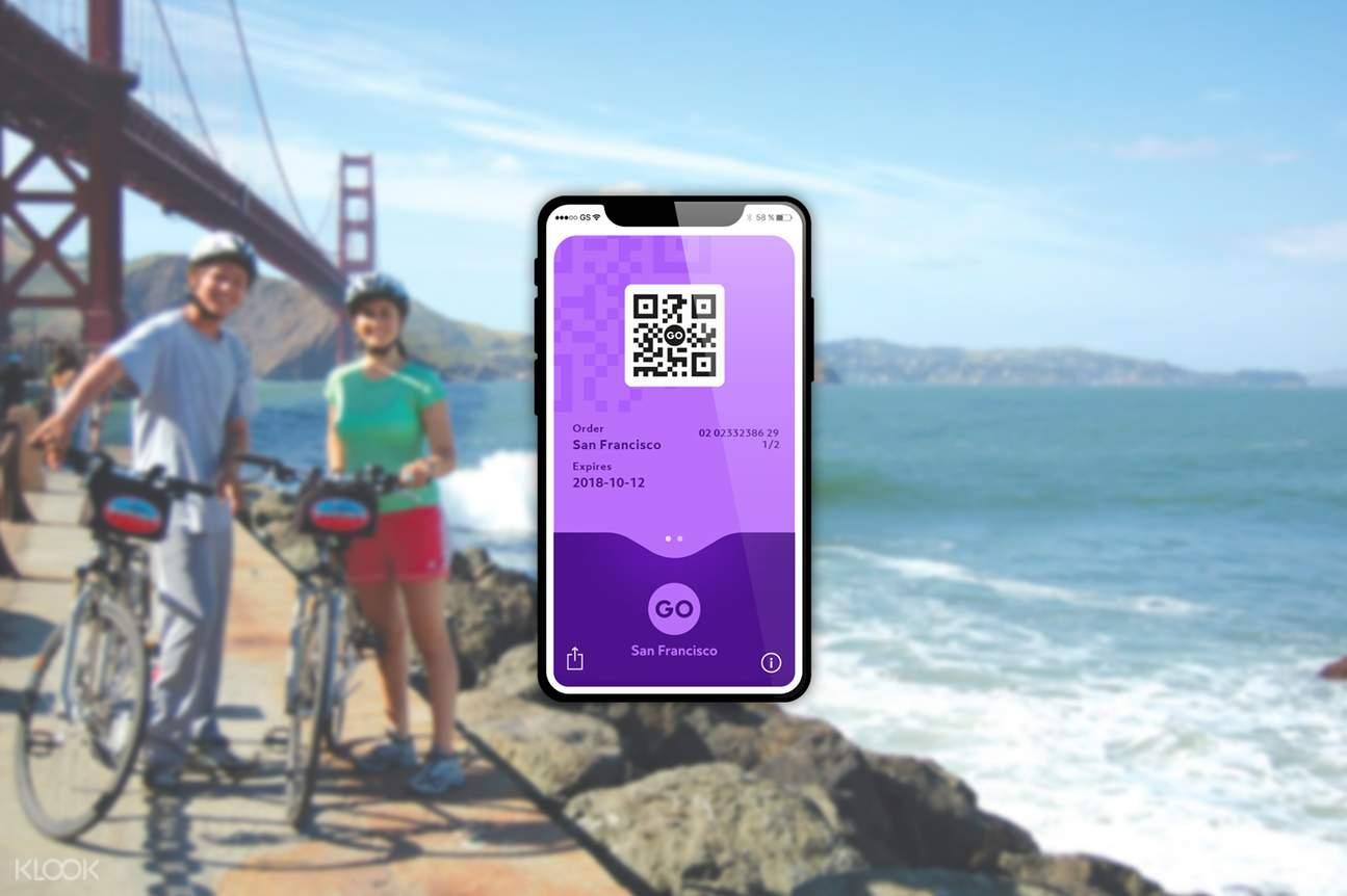 Go San Francisco Card Explorer Pass