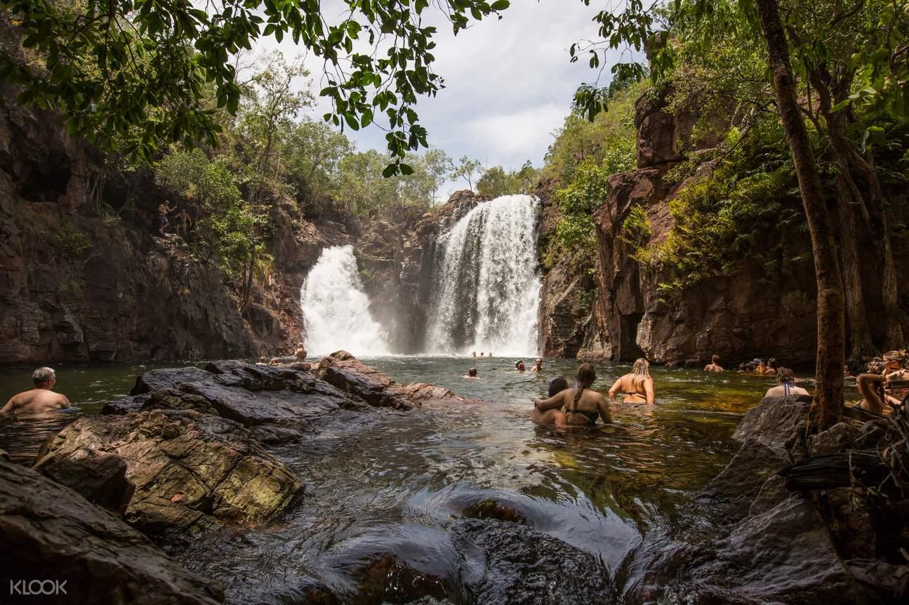 Florence Falls, Litchfield