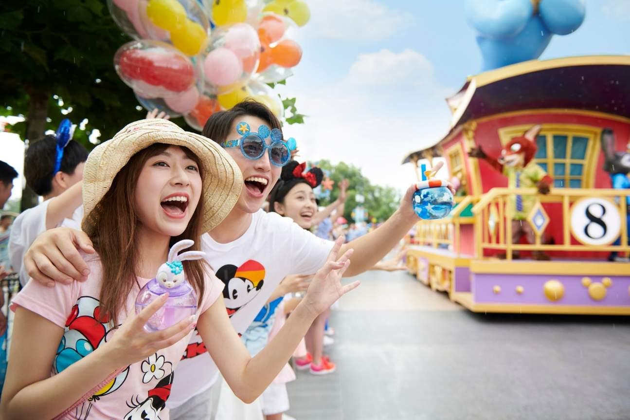Shanghai Disneyland (2 Day Admission)
