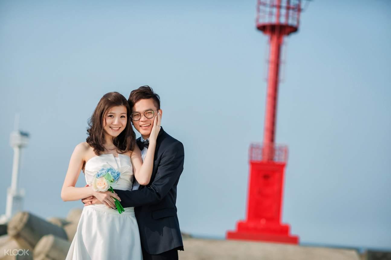 韩国婚纱摄影