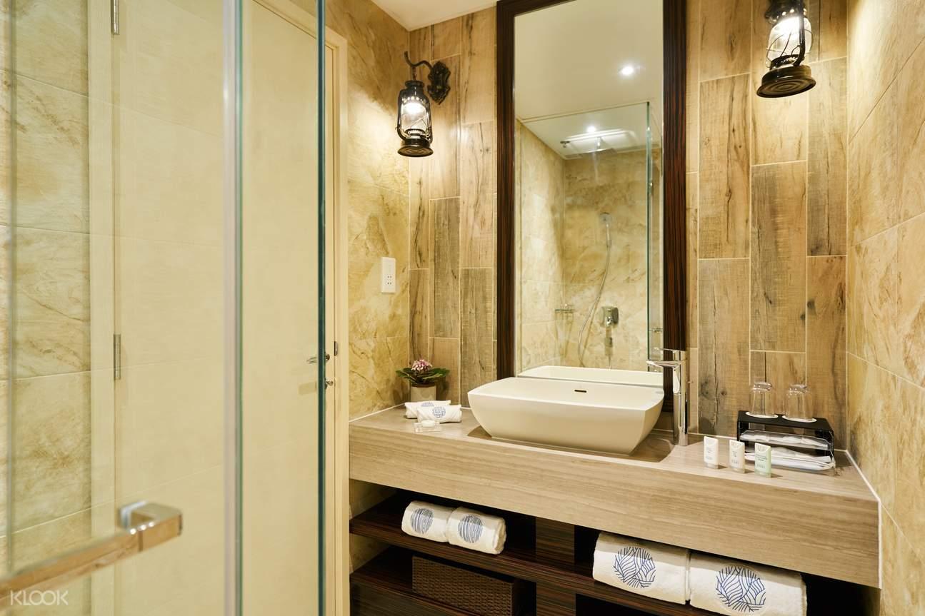非洲客房浴室