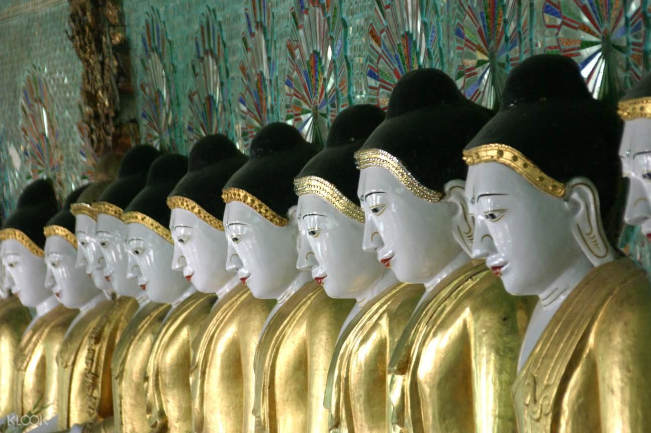 u min thoze pagoda sagaing