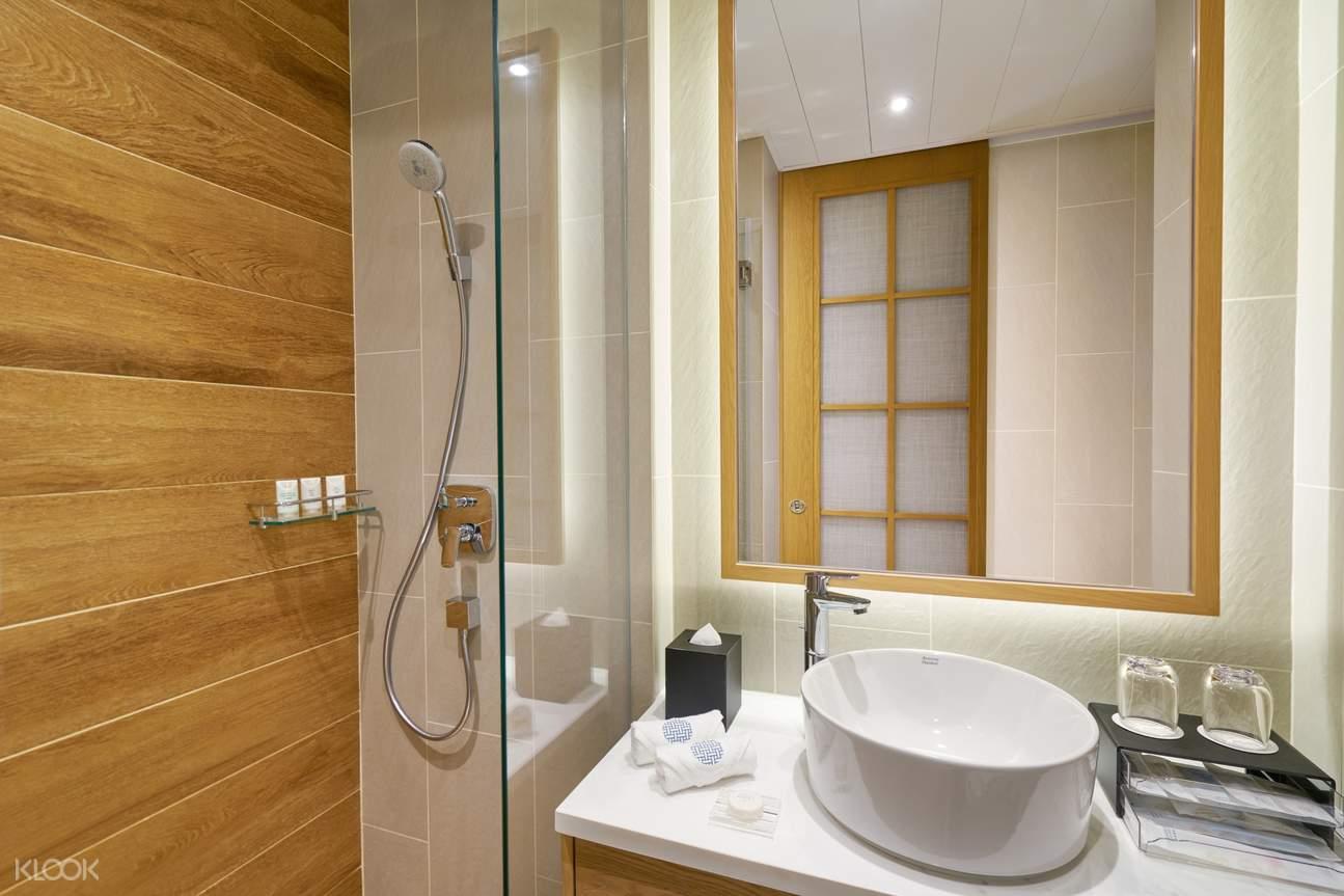 日本客房浴室