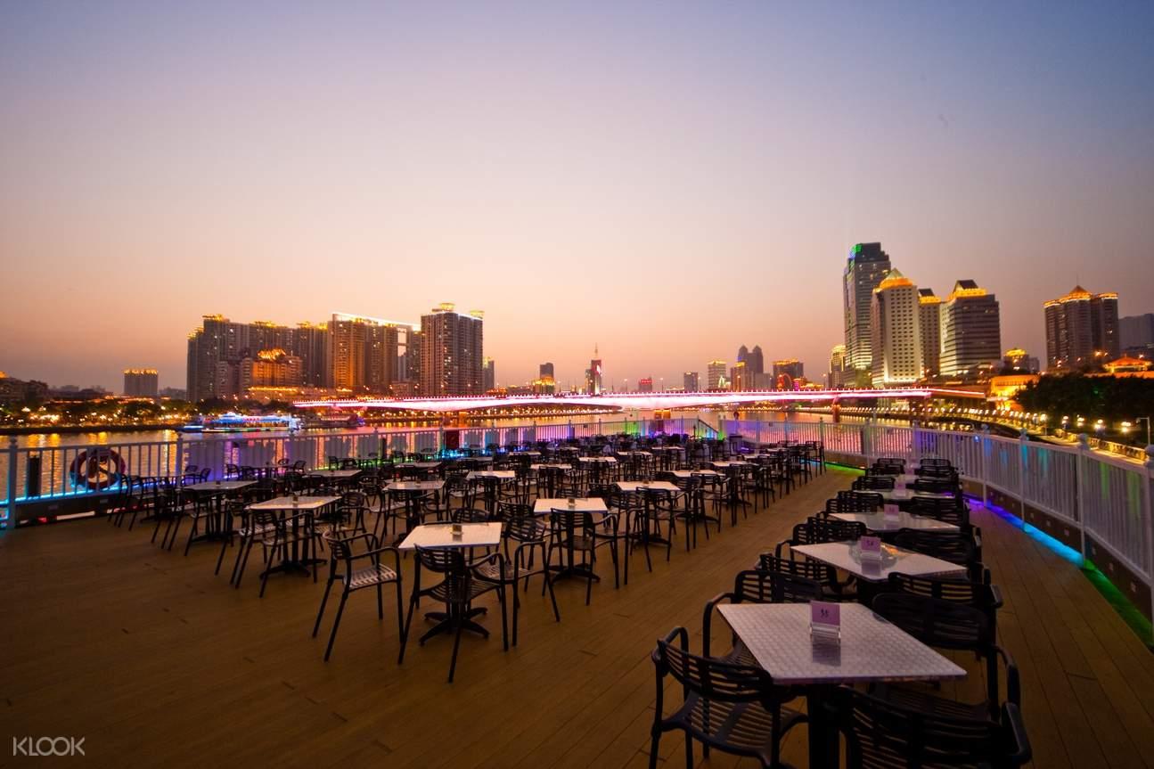 Pearl River Night Cruise Guangzhou