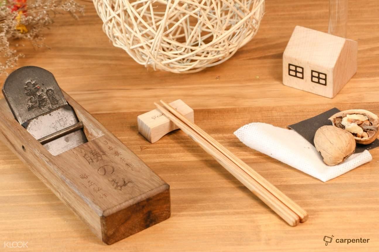 檜樂體驗安心筷