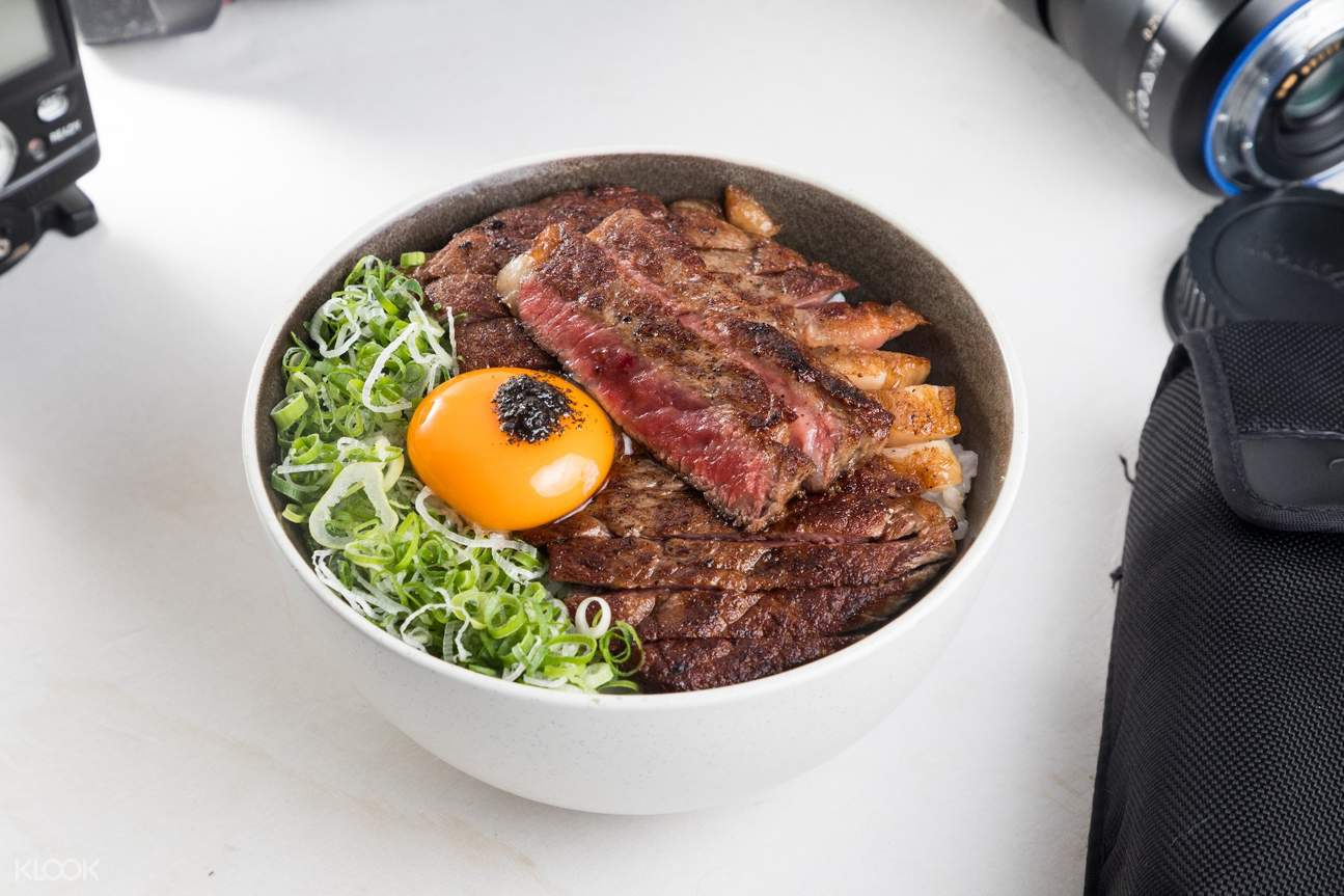 香港銅鑼灣スーパー丼Superdon日式丼飯專門店