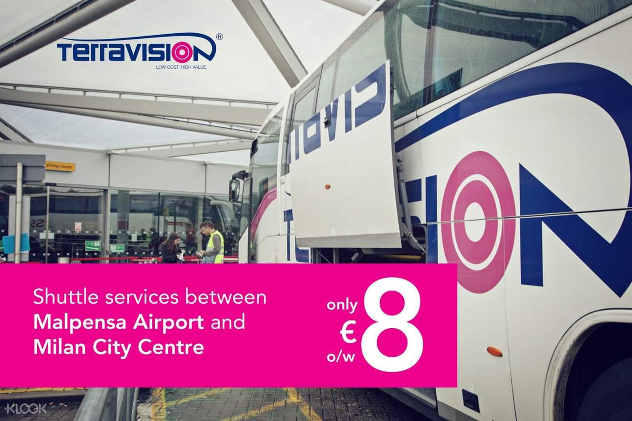terravision bus