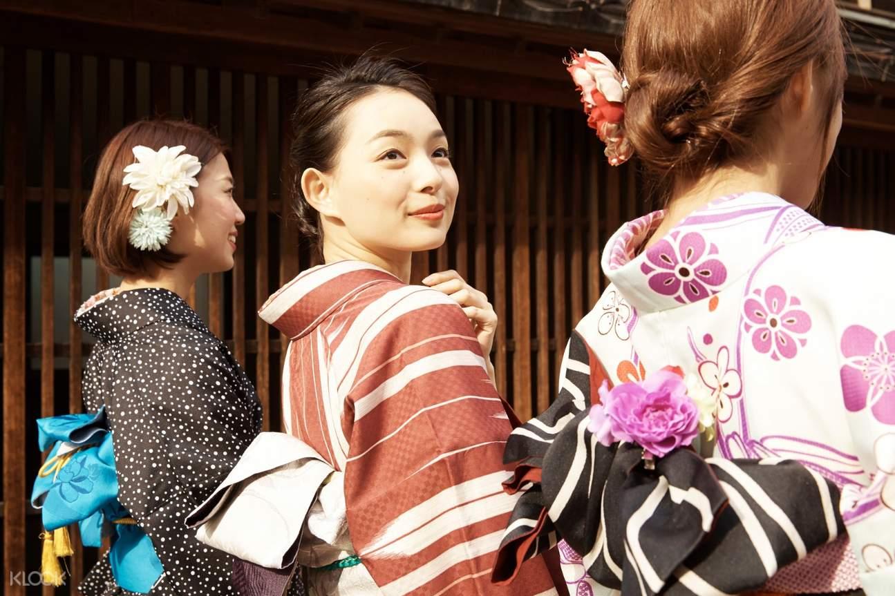 Kimono rental friends sapporo