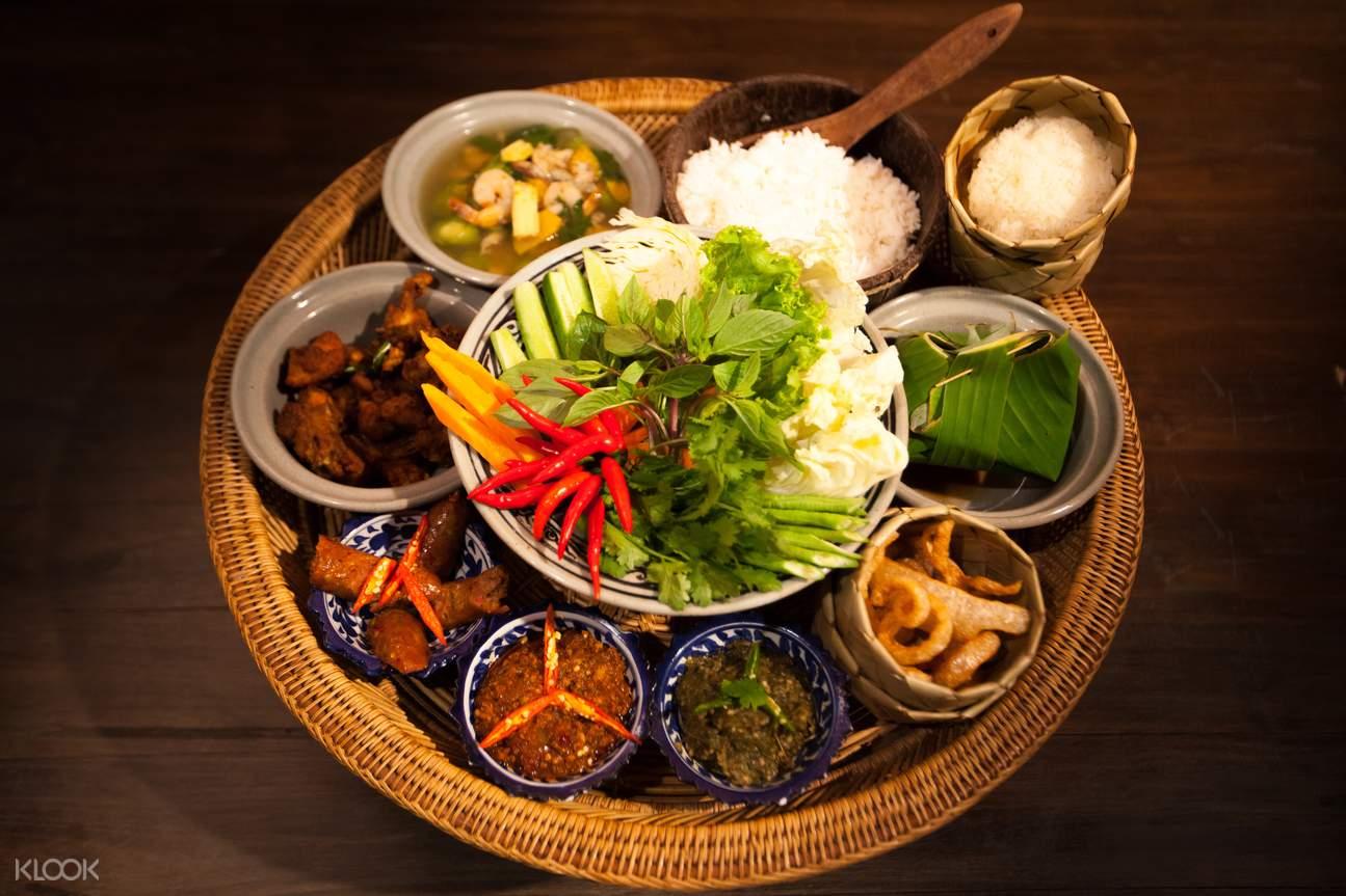 Thai Thani Arts & Culture Village spices
