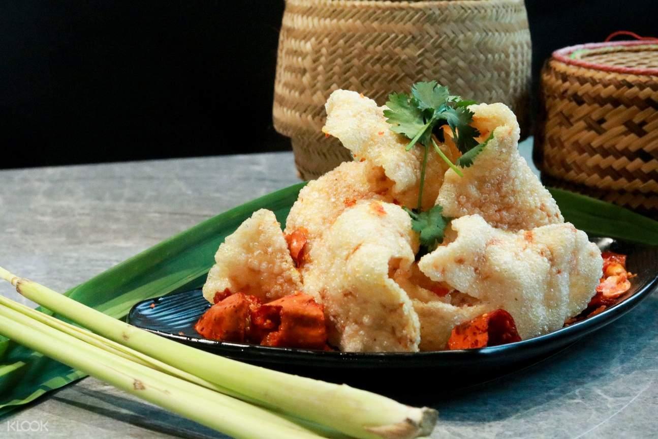 施心毕老挝餐厅
