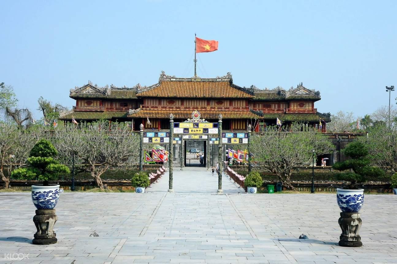 越南 顺化皇城
