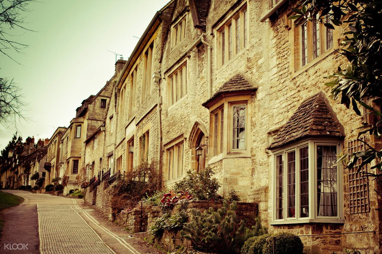 houses in cotswold