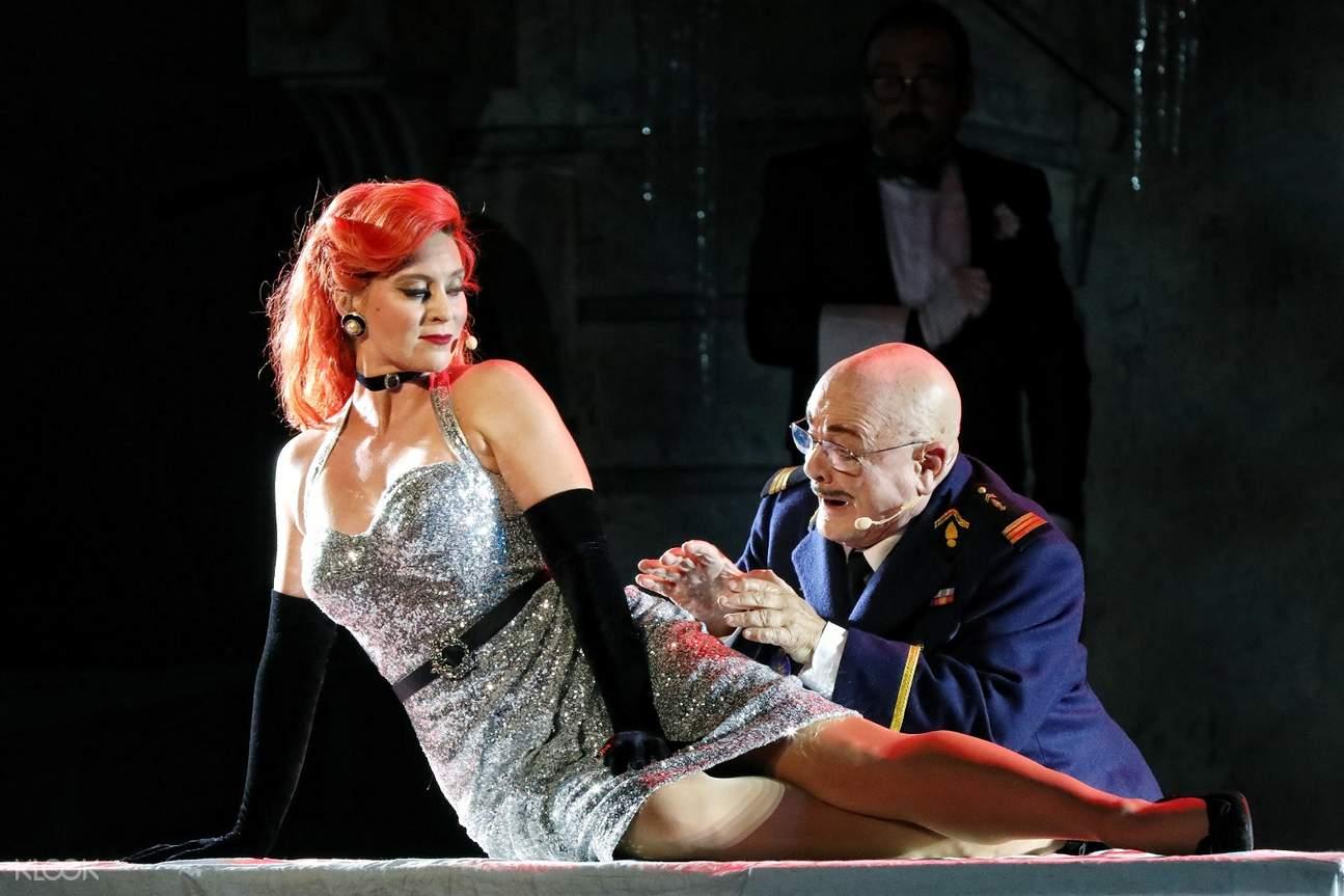 《波西米亞人》歌劇門票 - 雪梨歌劇院