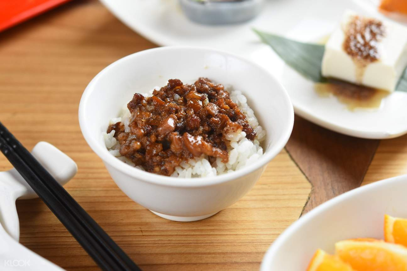Du Hsiao Yueh Braised Pork Rice