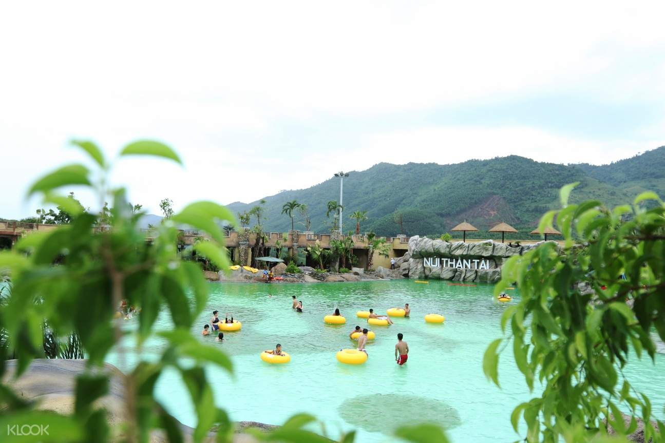 Than Tai Hot Spring Park