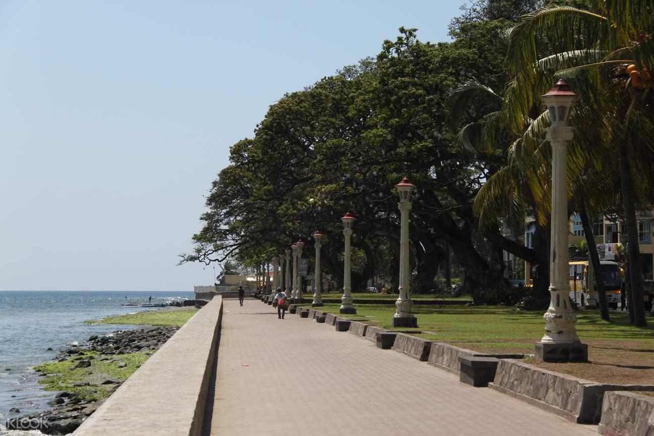 杜马盖地城市观光半日游
