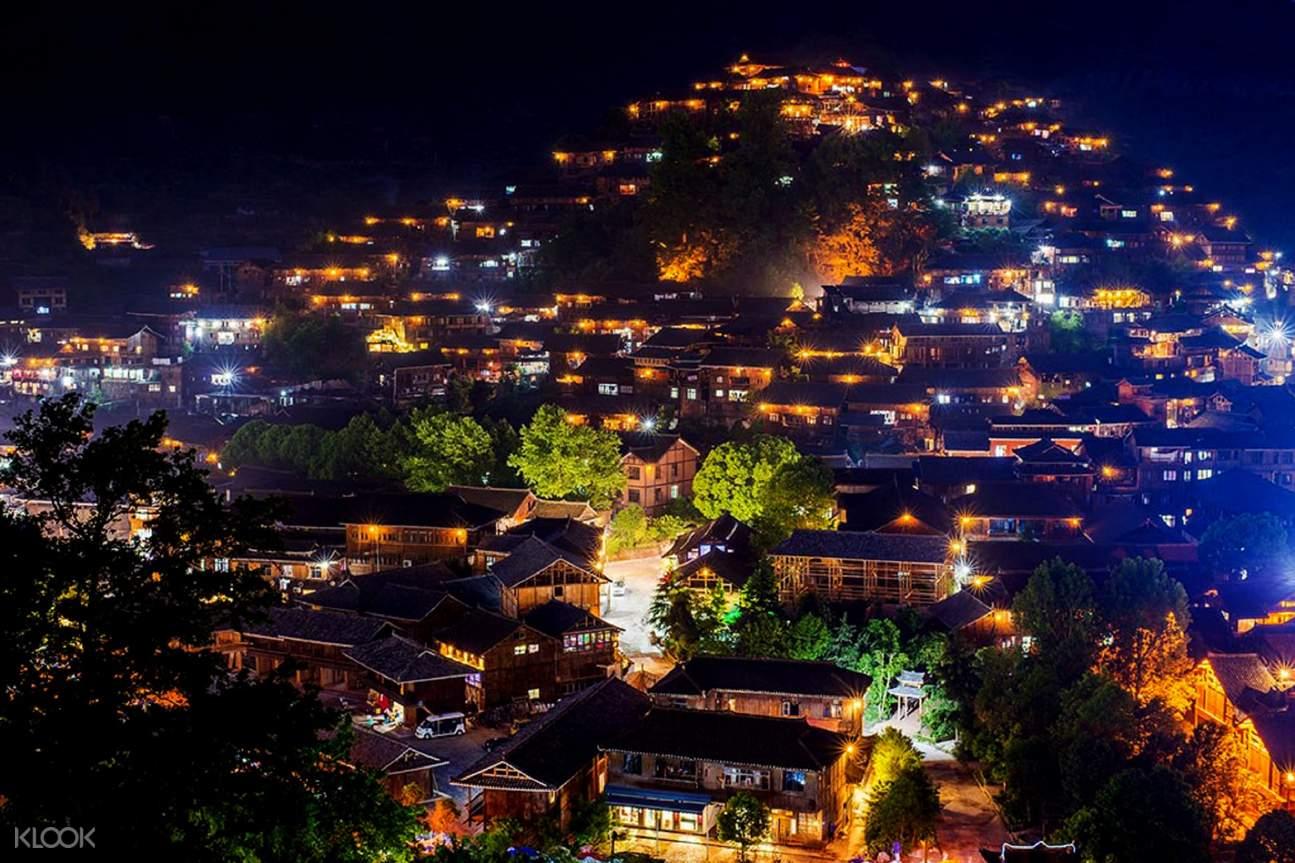 景點接送 貴陽市區與西江千戶苗寨(單程 / 往返)