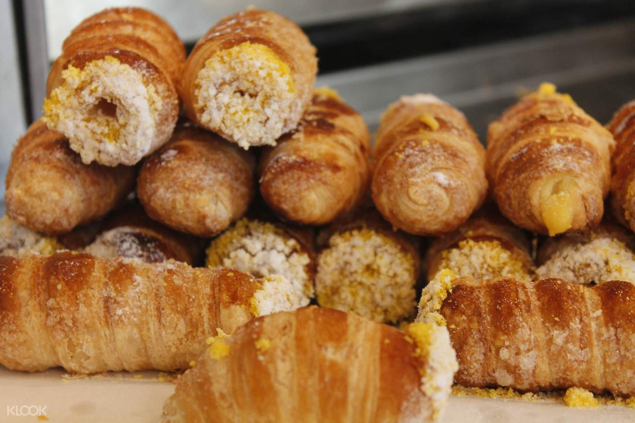milan cream roll