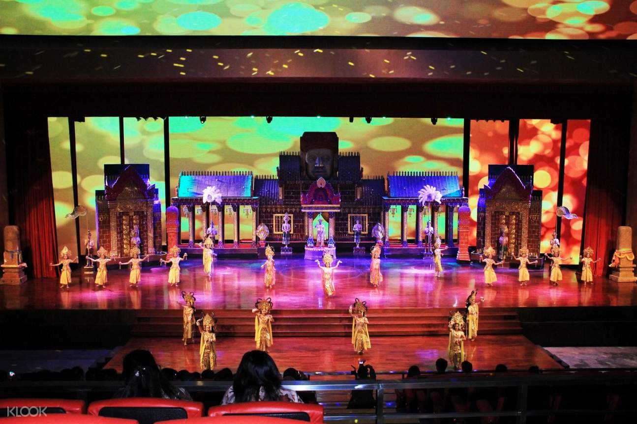 pattaya show