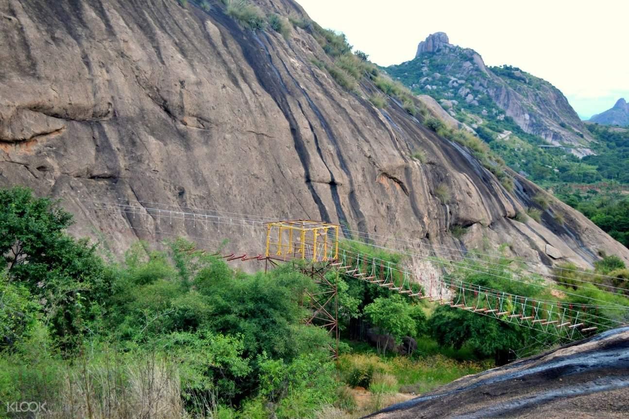 拉马纳加拉姆 Ramanagara 山间骑行