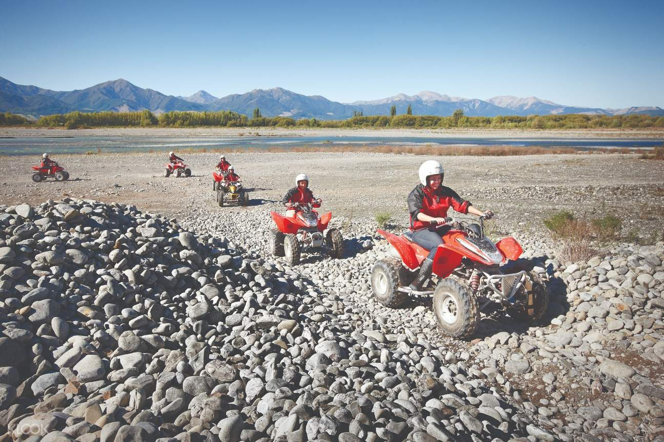 hanmer springs quad bike
