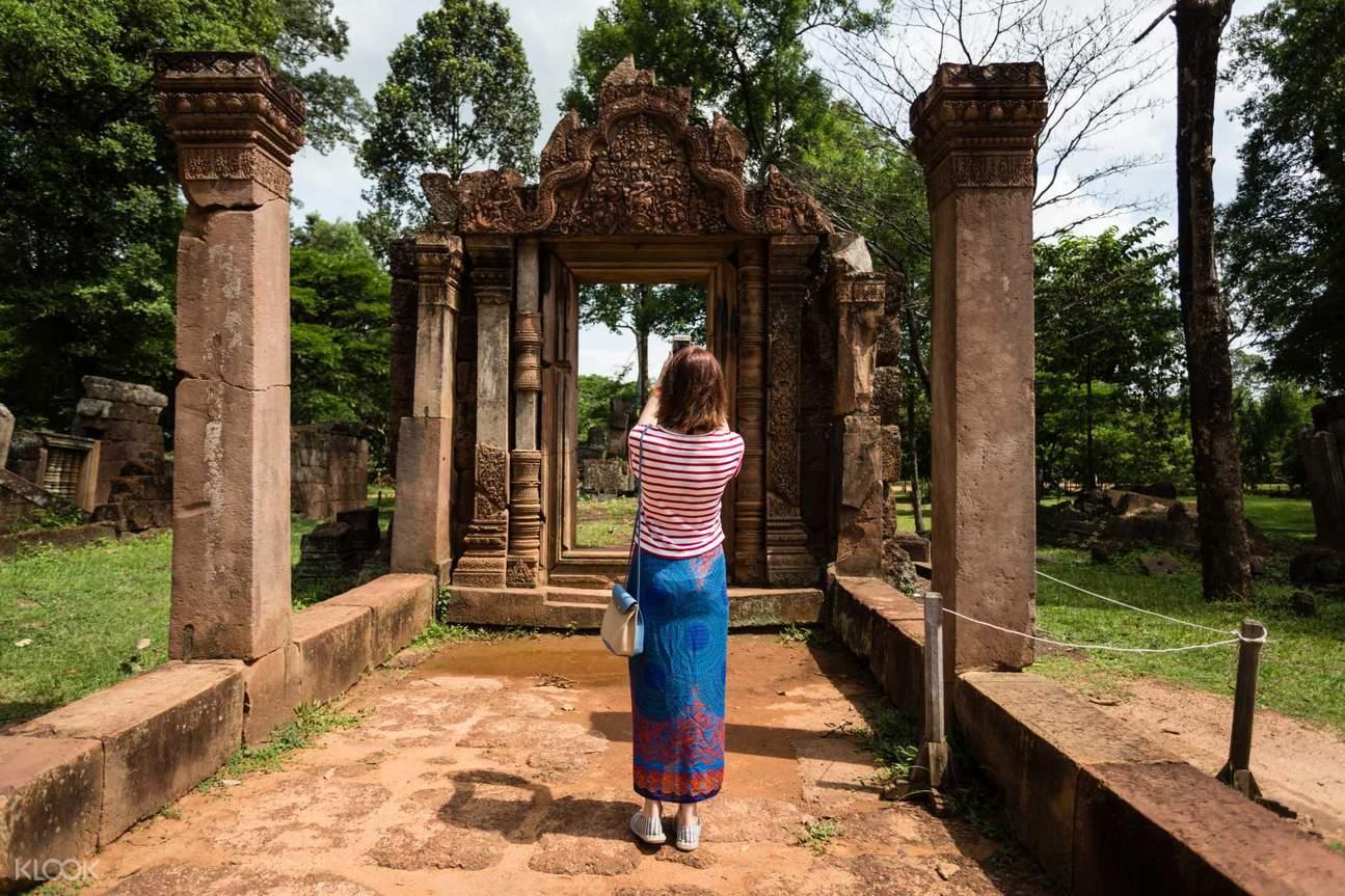 暹粒小衆寺廟發現之旅