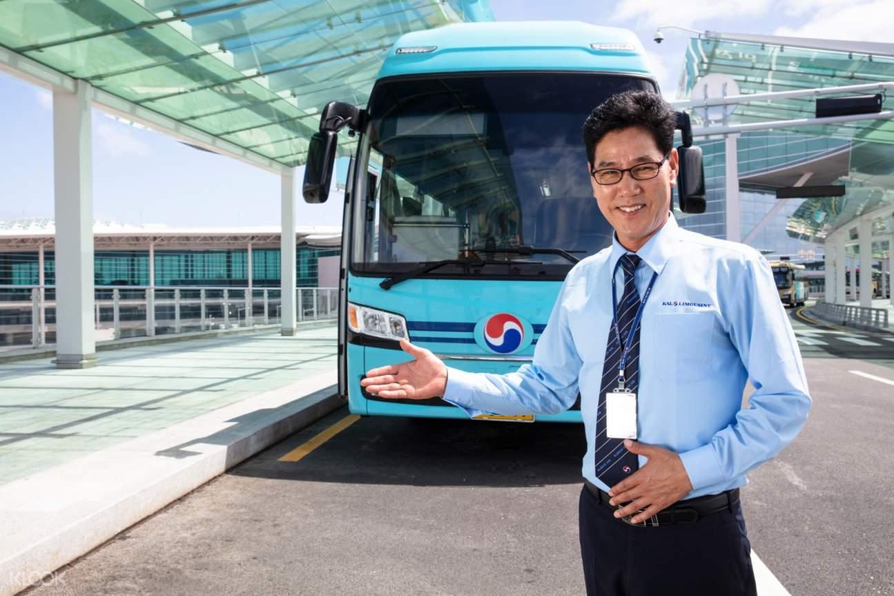 仁川機場KAL巴士