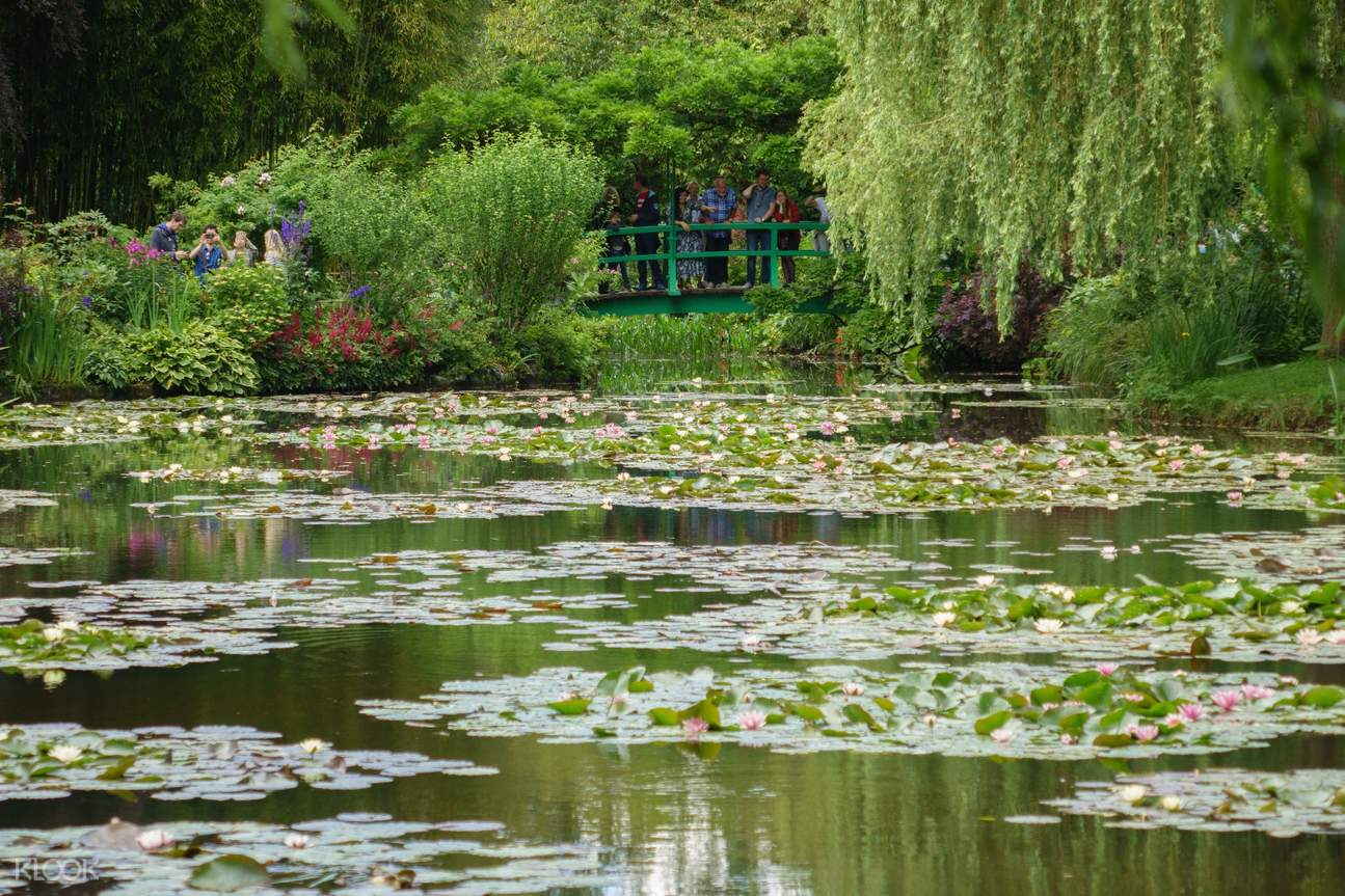 Giverny house and garden