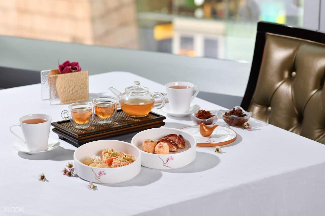 米芝蓮星級餐廳明閣 - 招牌美點下午茶