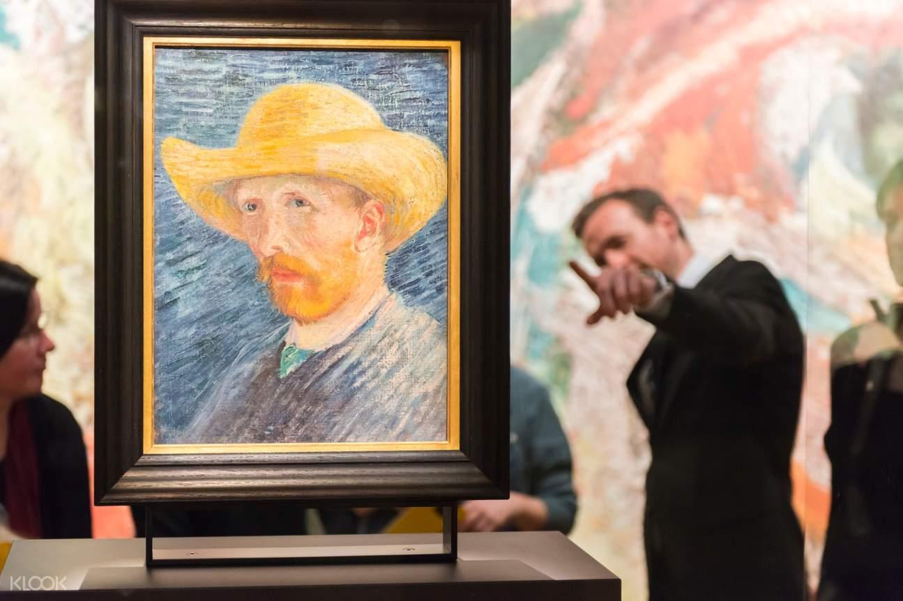 Van Gogh Museum discount tickets