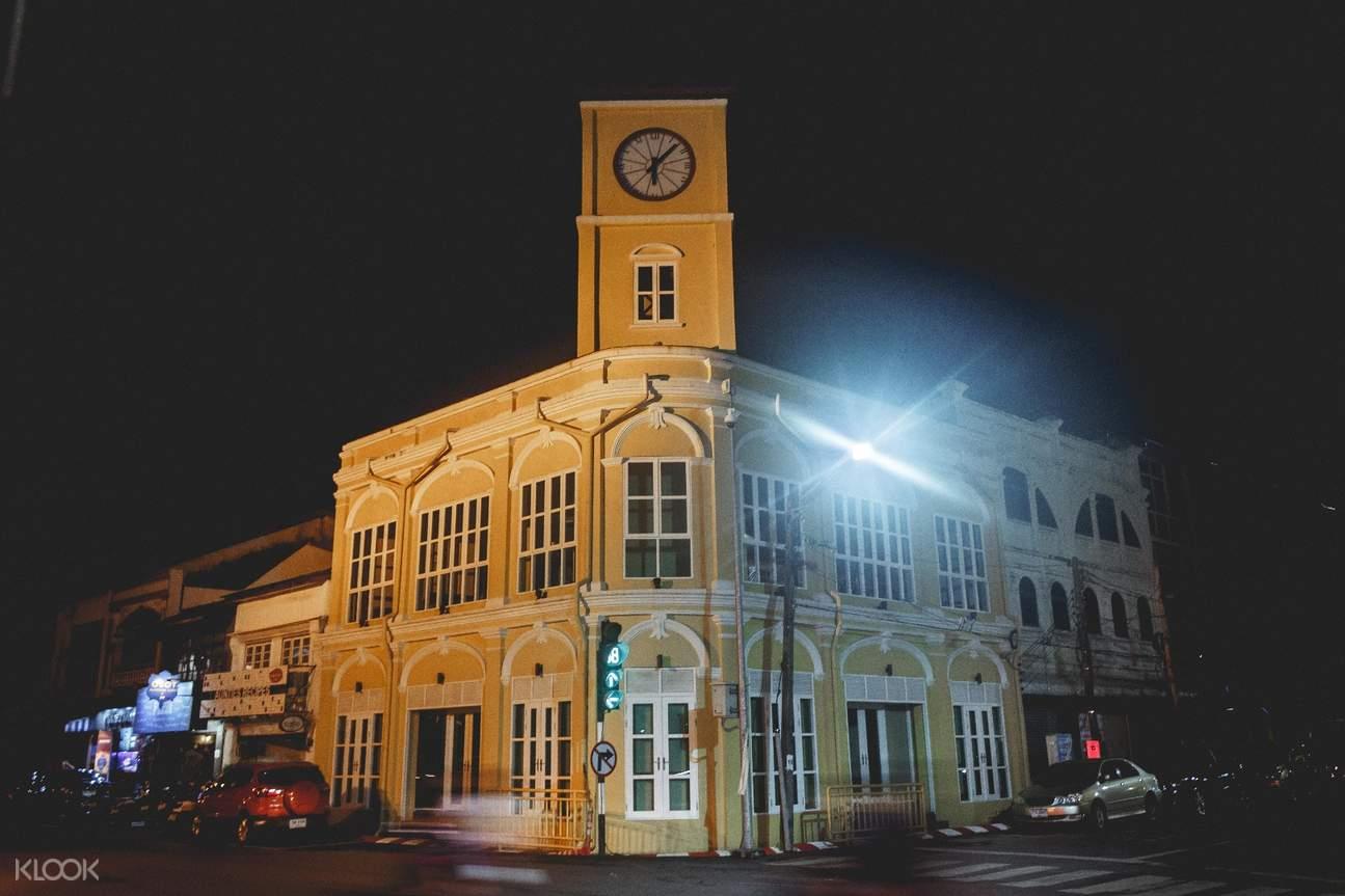 phuket old police station