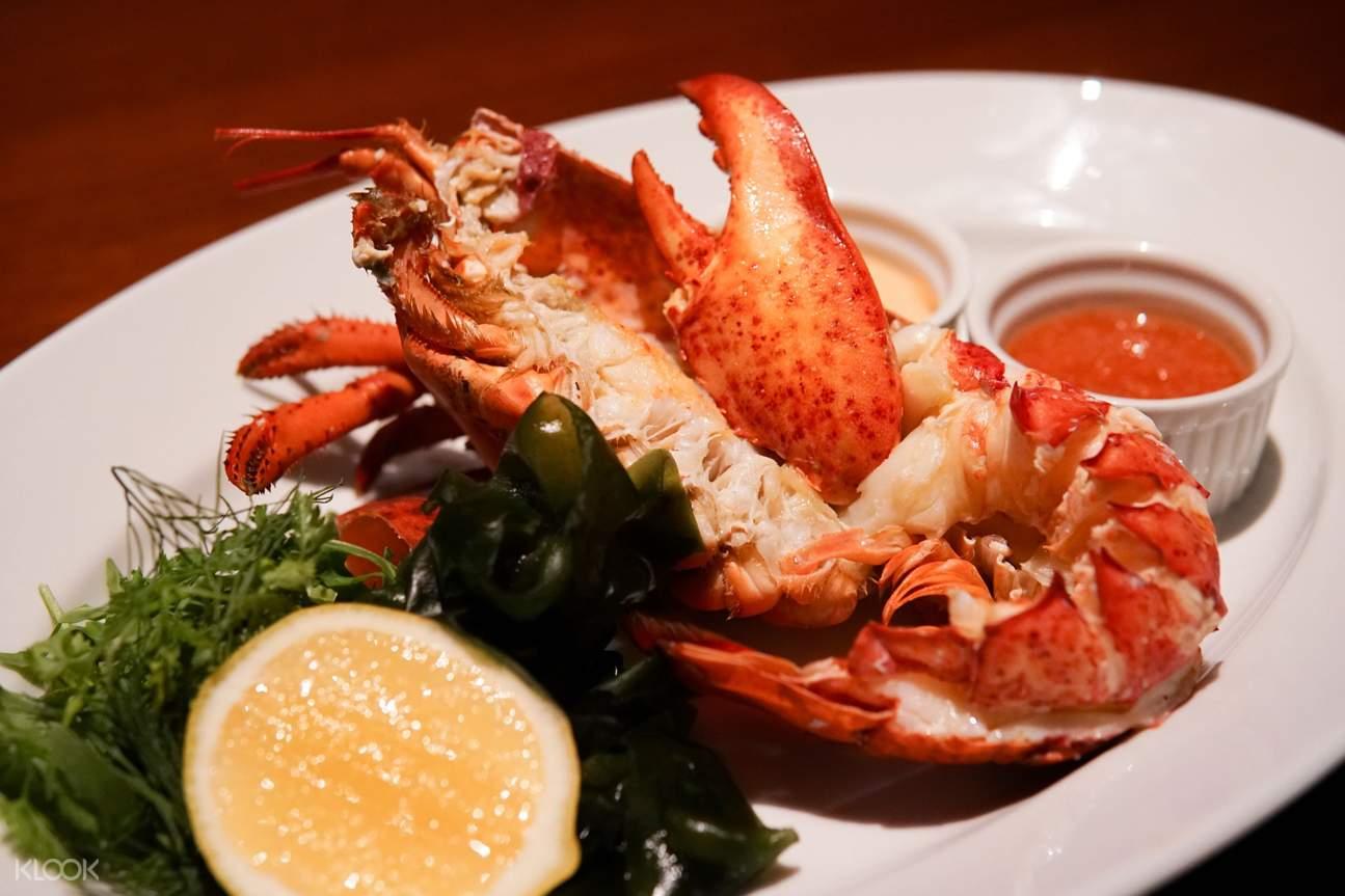 海鮮晚餐套餐