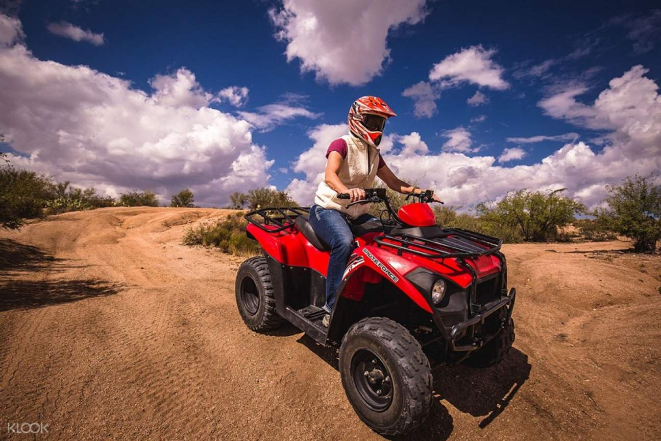 ATV山地越野冒險