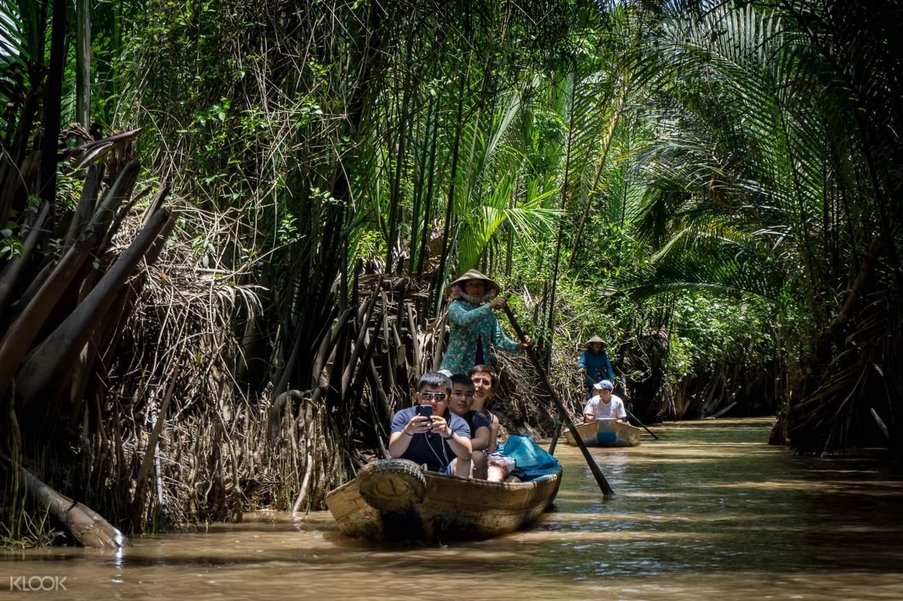 湄公河遊船