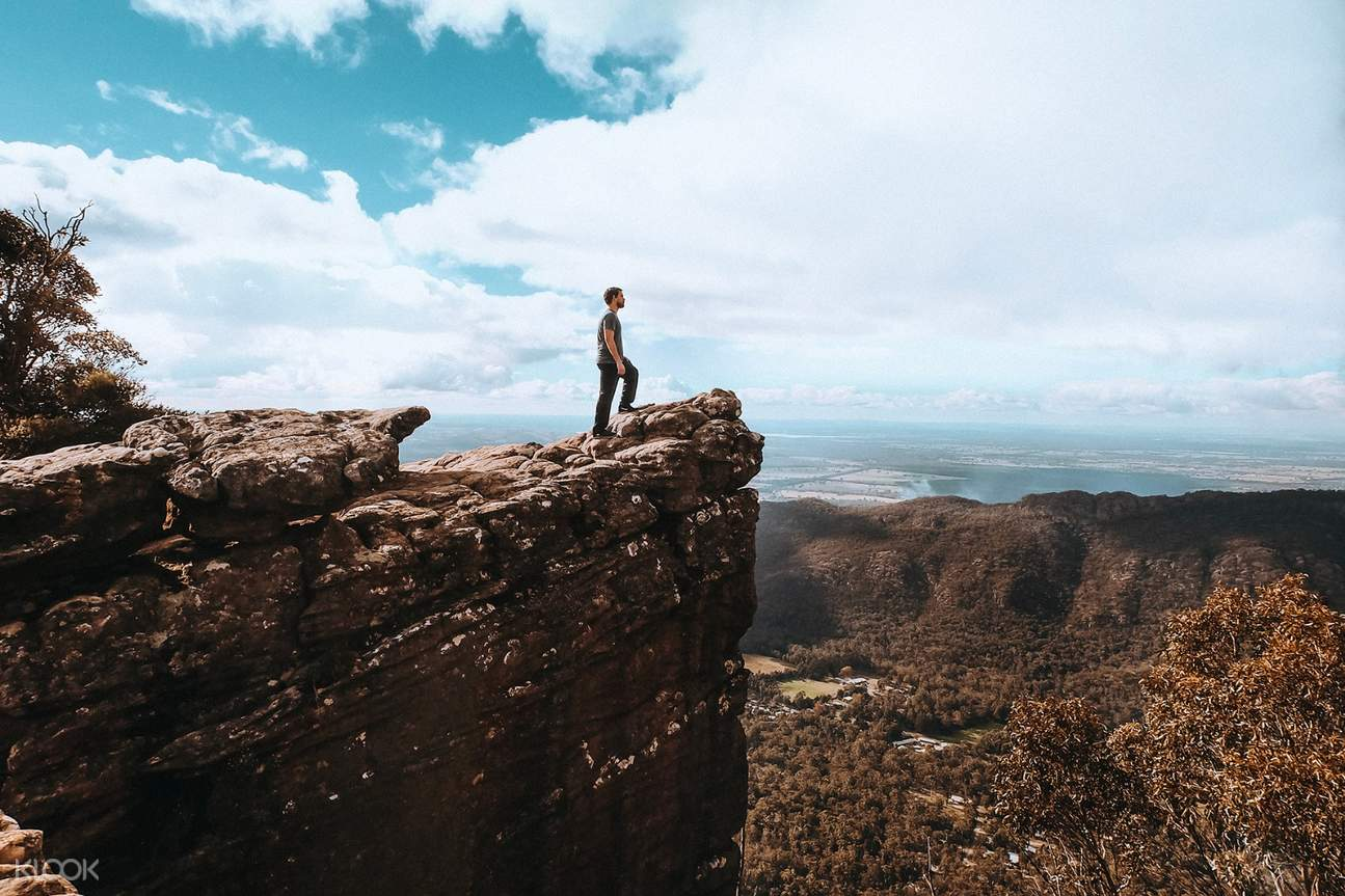 The Pinnacles and Boroka Lookout