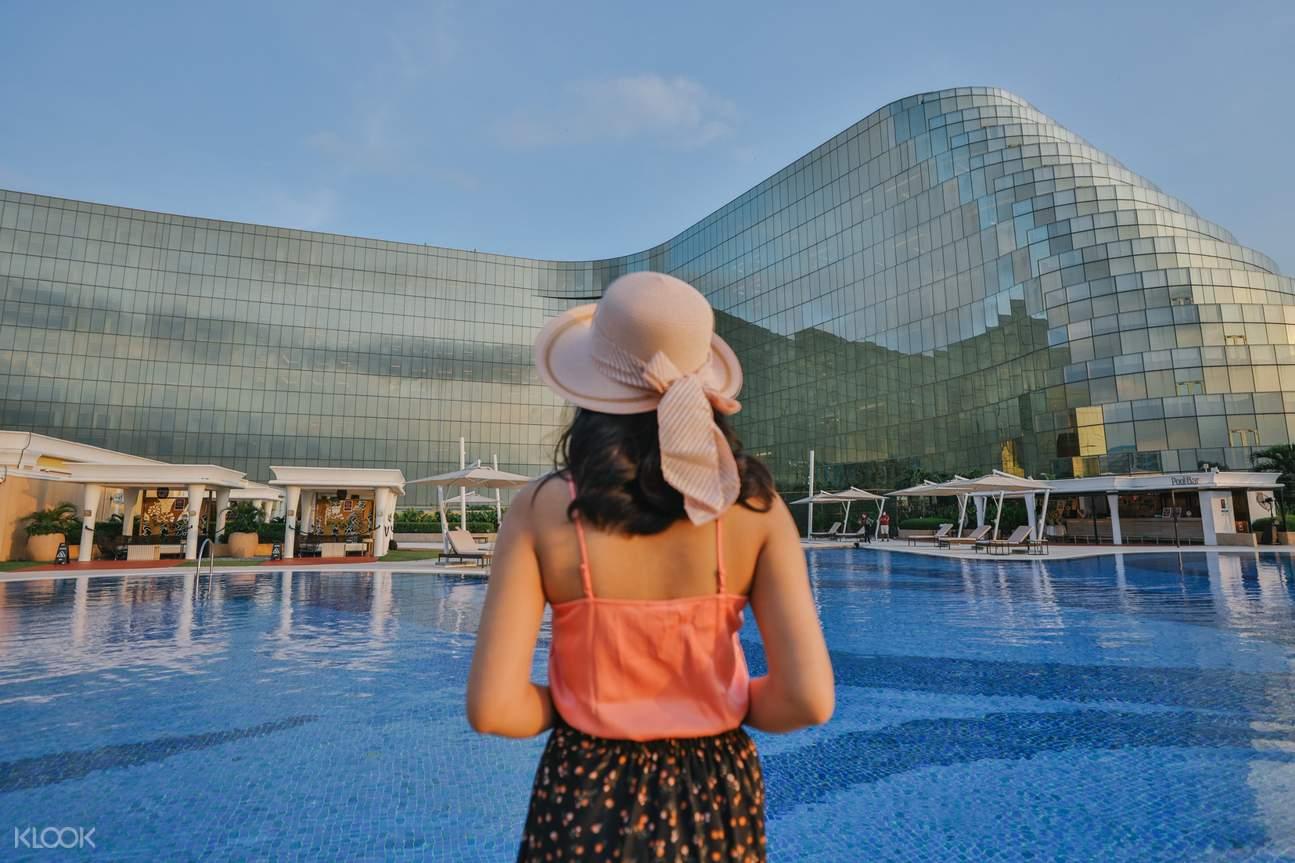 Coral Wing Pool at Okada Manila