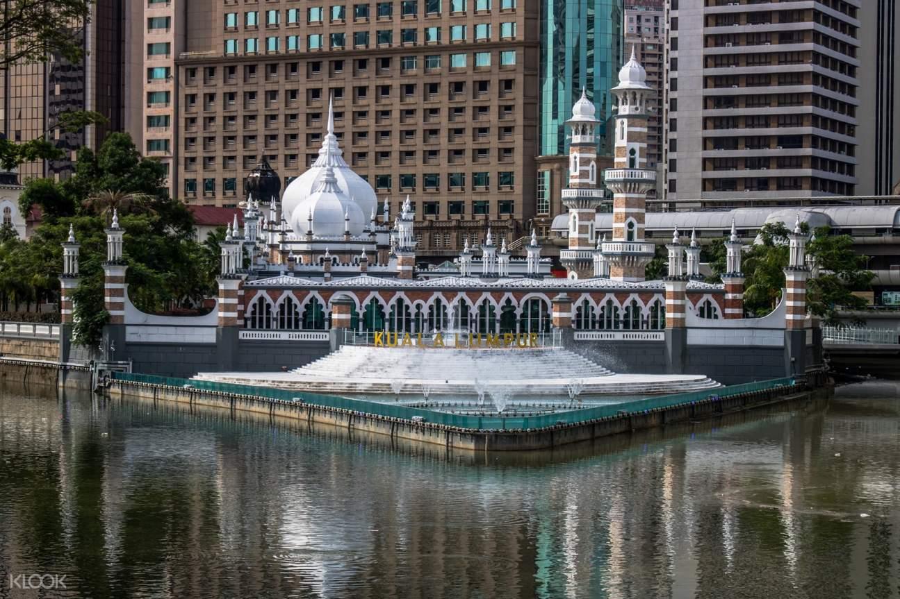 oldest mosque in Kuala Lumpur