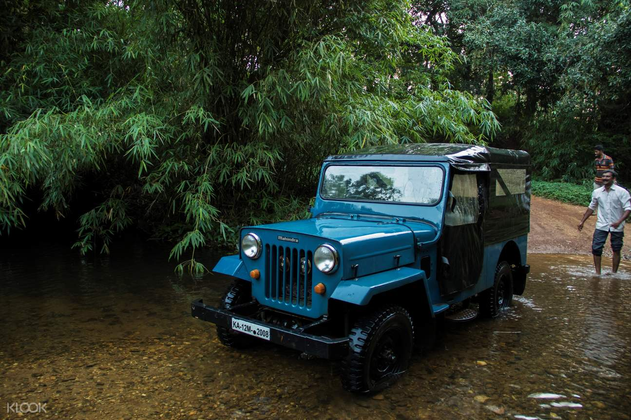 Coorg off road trip