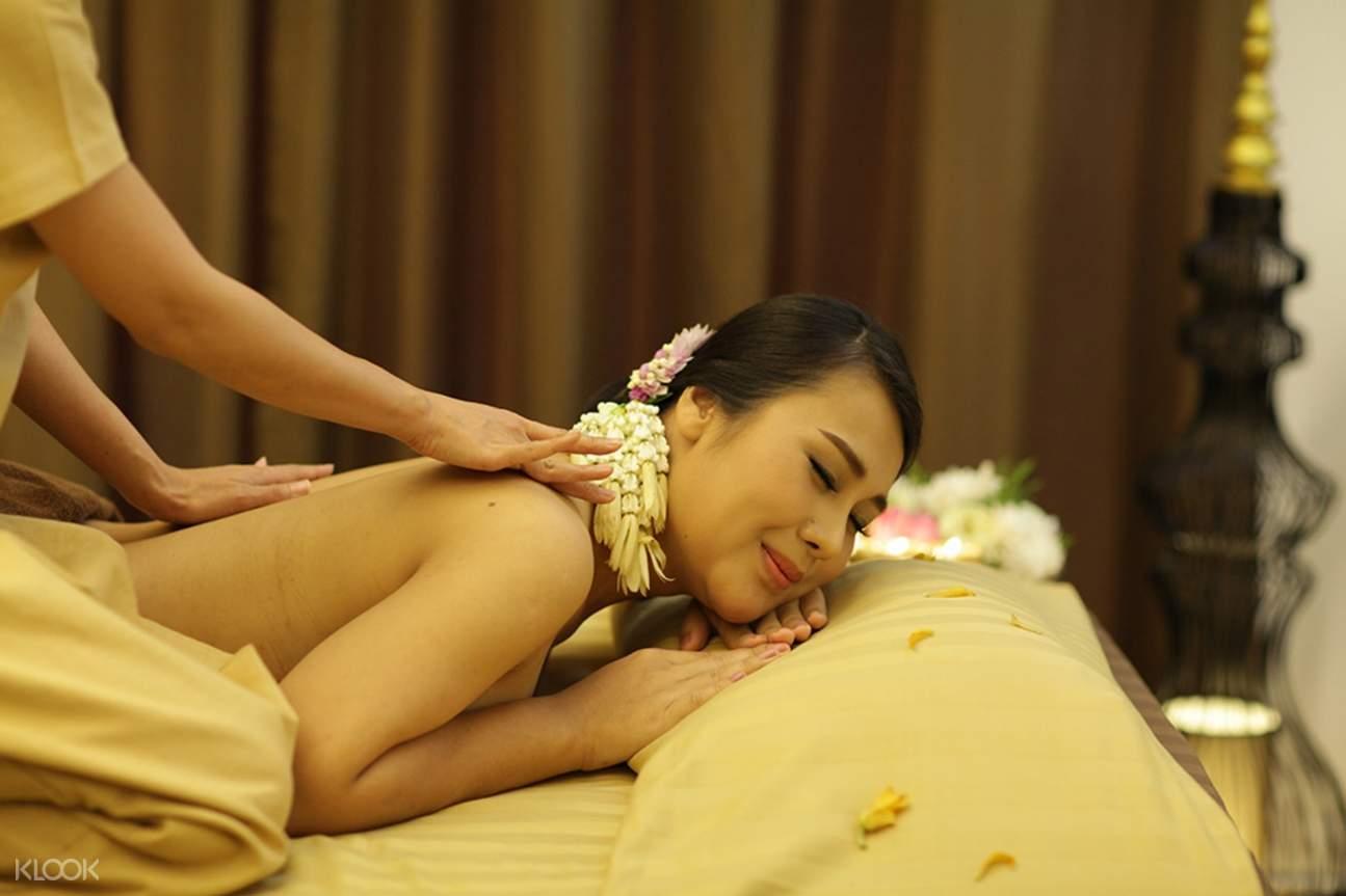 Enchanting Thai Massage at Pimantip Spa Treatments in Chiang Mai
