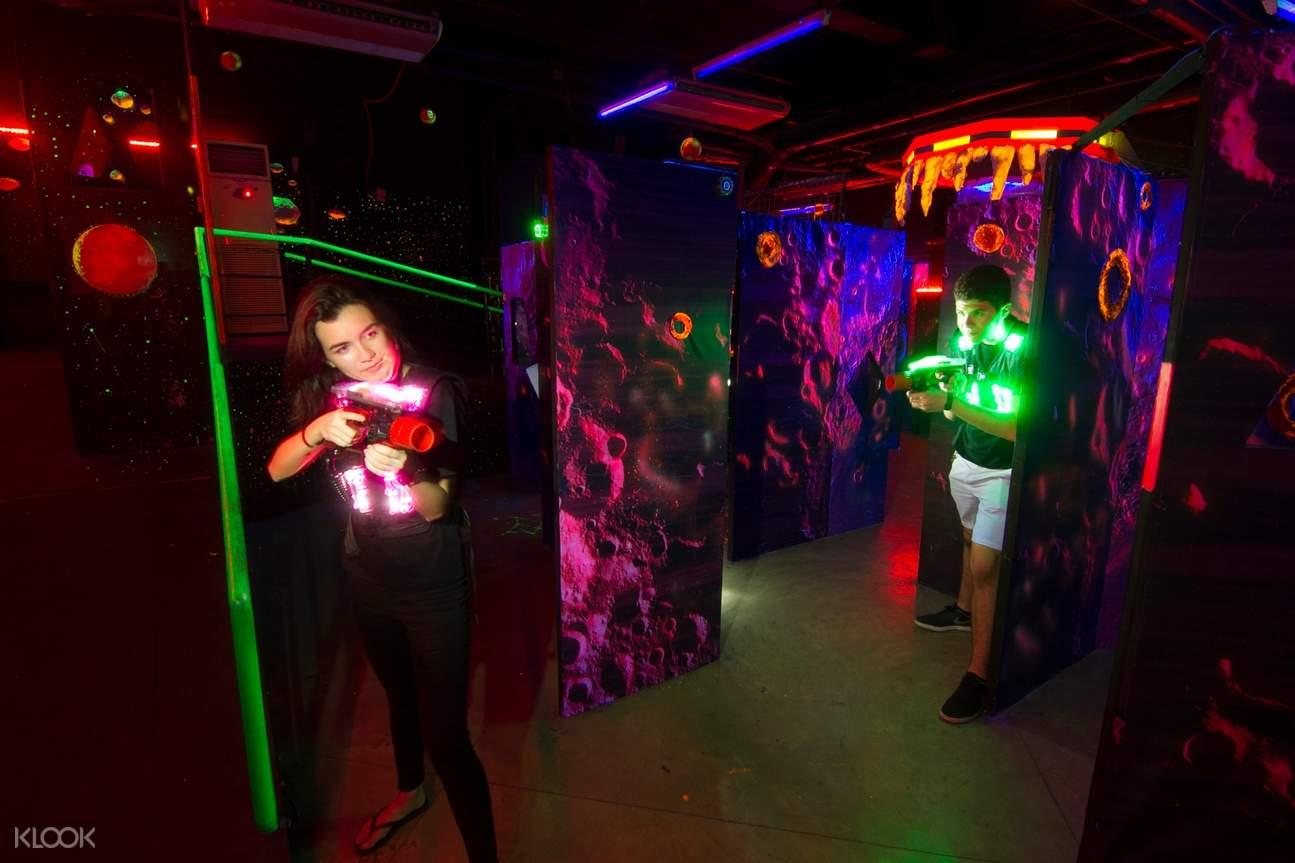 LazerXtreme Laser Tag Manila