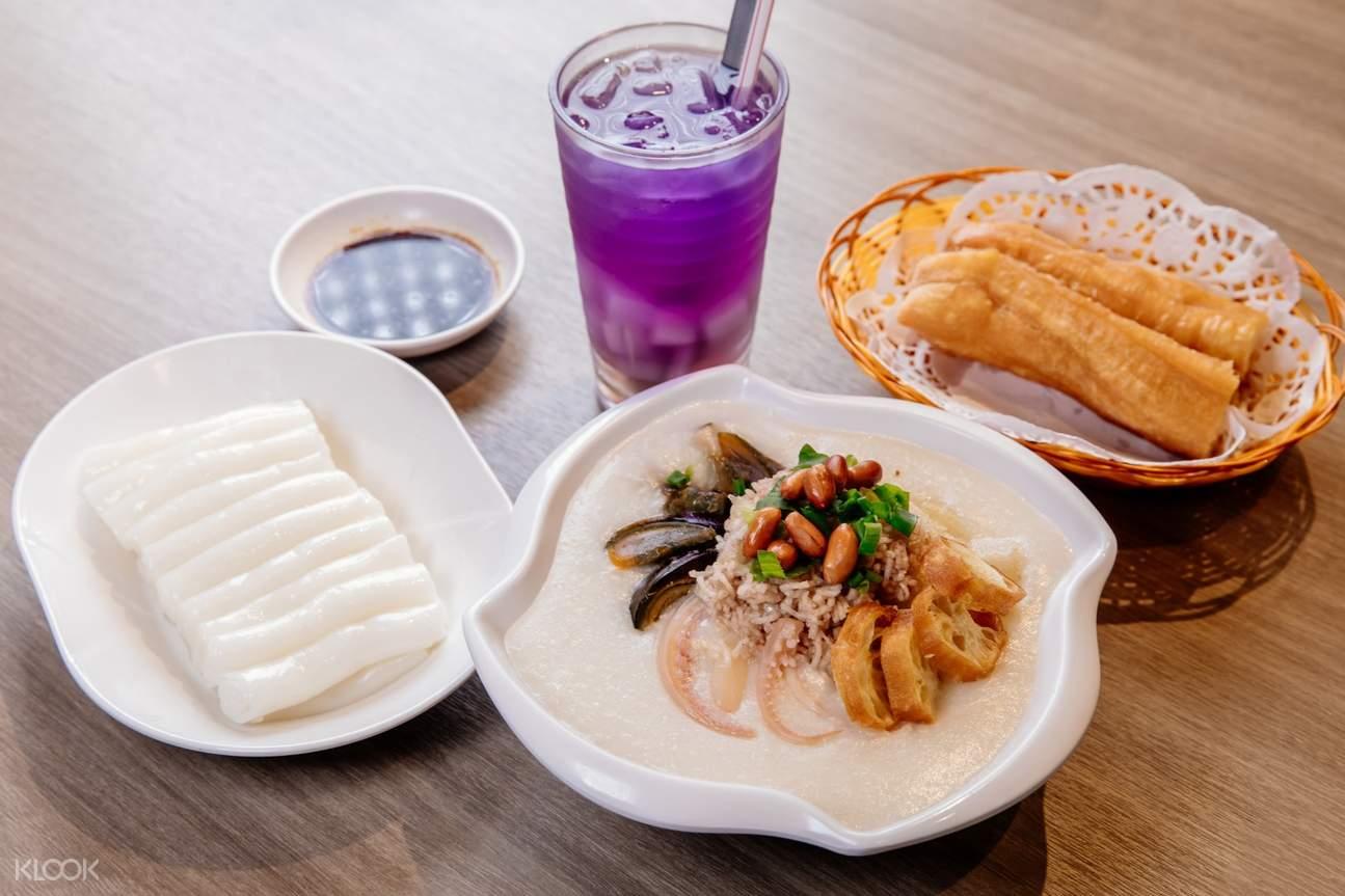 夏天當然要點選KLOOK夏日套餐,有海皇為你送上夏日特飲,滋潤你食道。
