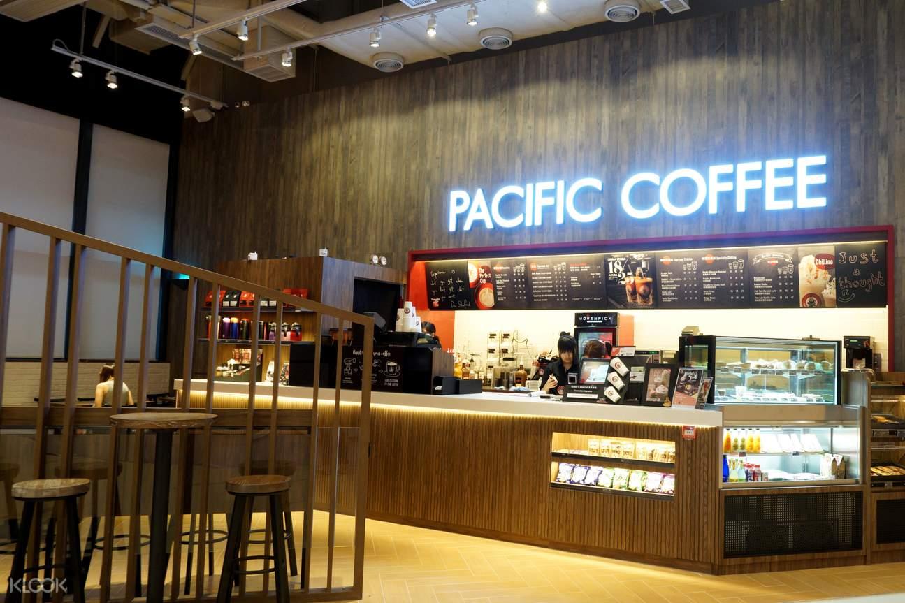 Pacific Coffee Hk