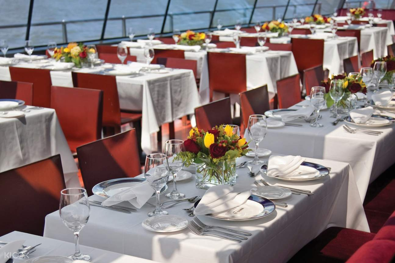 Bateaux New York Dinner Cruise manhattan