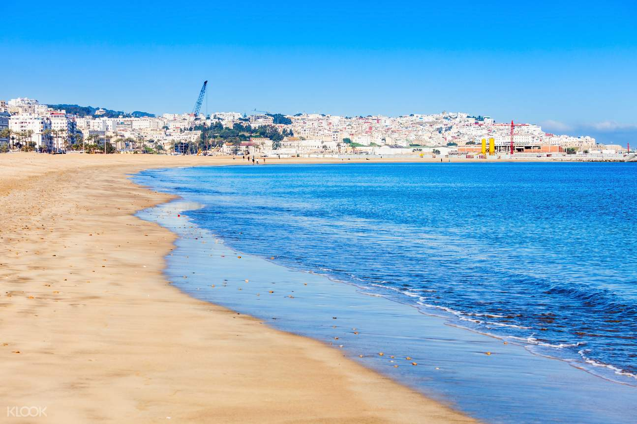 Tangier City Beach