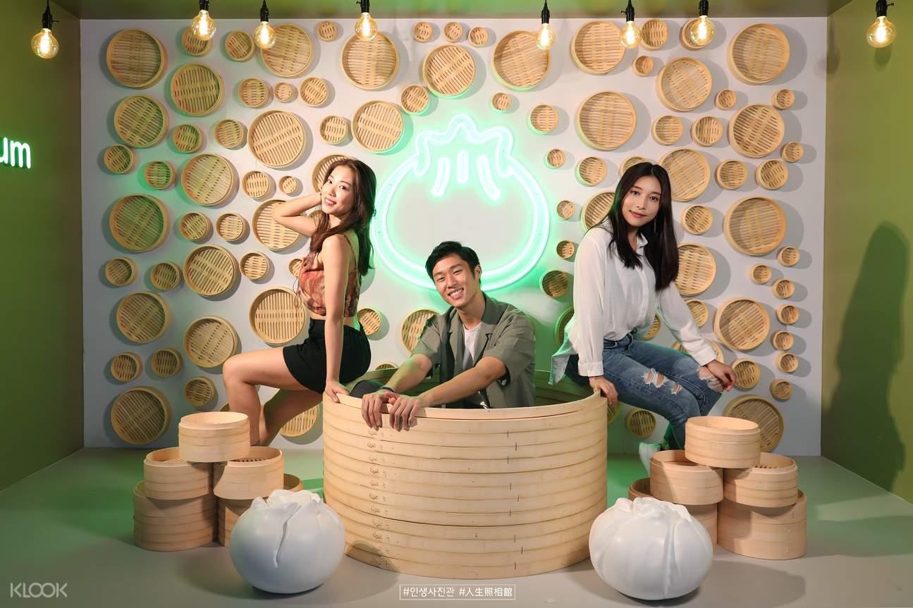 【香港限定】得閒飲茶:傳統一盎兩件的點心文化呈現眼前,懷舊卻不失趣味。