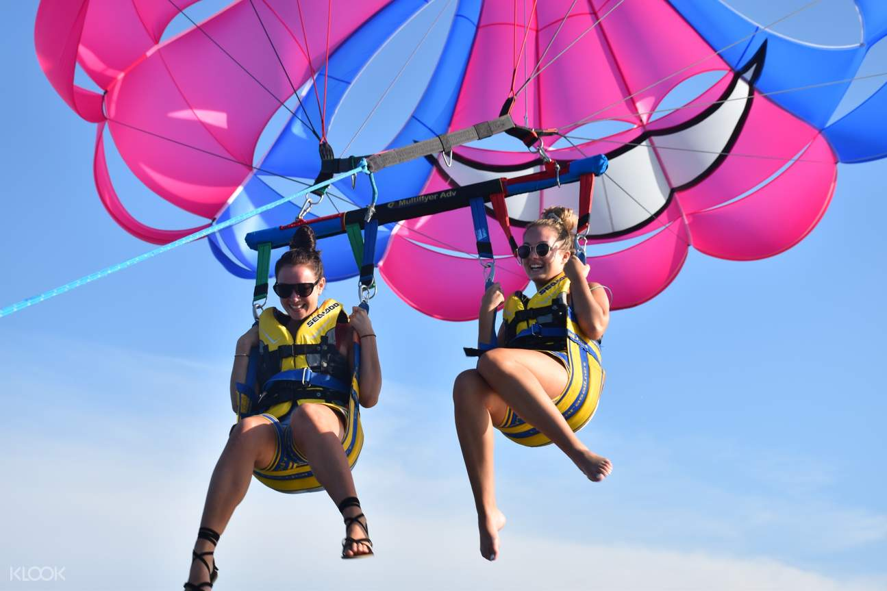 Gold Coast Parasailing Experience