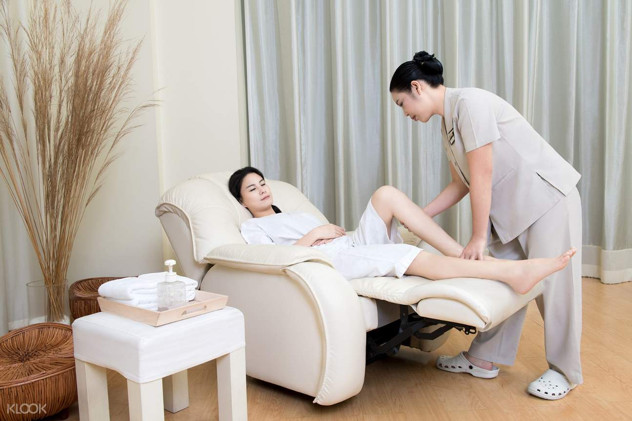 lullaby spa foot reflexology