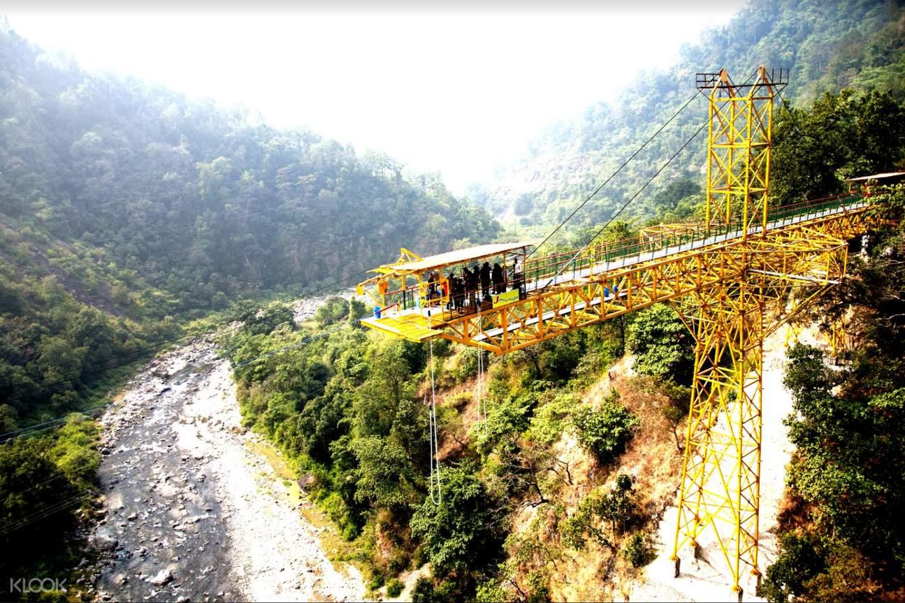 印度jumpin heights 公园