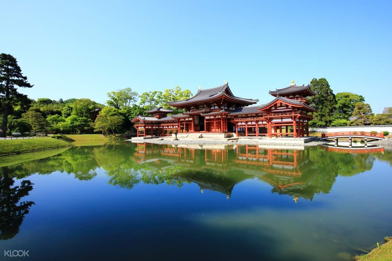 Kyoto-Osaka Sightseeing 1 day or 2 days (Pick up at Osaka