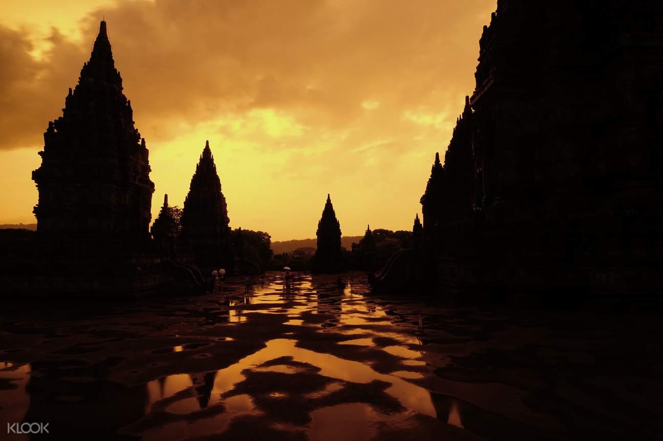 Prambanan visit